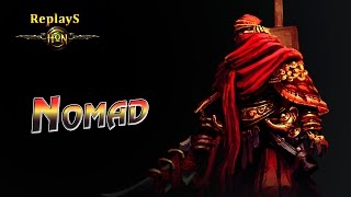 SpeedMan` -  !!!Stream!!! - HoN Immortal Nomad 1910 MMR