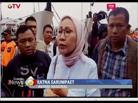 Debat Panas Lawan Luhut, Ratna Sarumpaet Diusir Keluarga KM Sinar Bangun - BIP 03/07