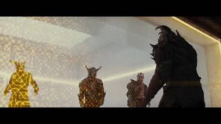 Prison Break Scene- Thor The Dark World