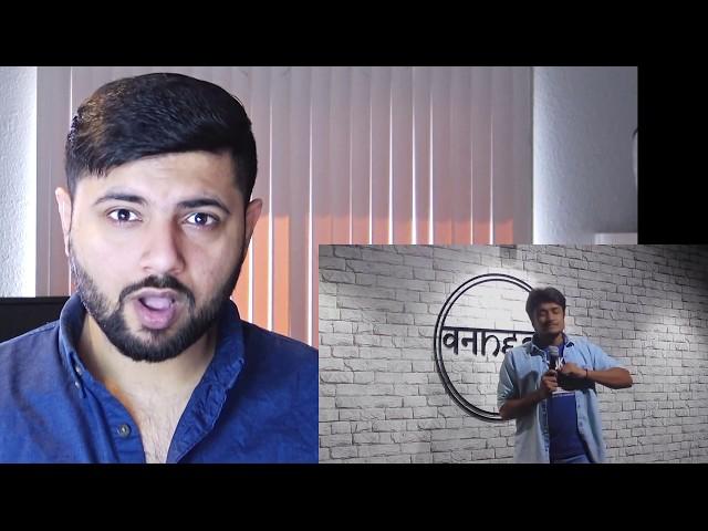 Pakistani Reacts to Nandini | Google Maps & Muslims | Nasif Akhtar (All India Winner)