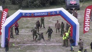 Зрелищные и при этом сложнейшие соревнования проходят в рамках Международных армейских игр в России.