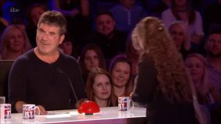 8-year-old Issy Simpson STUNS the Judges With Magic | Auditions 2 | Britain's Got Talent 2017