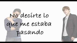 Big Time Rush - Paralyzed (Full Song) Español.