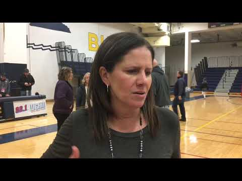 Grand Haven girls basketball coach satisfied with 55-25 win over Zeeland West