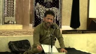 Ab Aye Ho Baba ( Ezzat Lakhnavi ) By Syed Abuzar