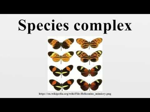 Species complex