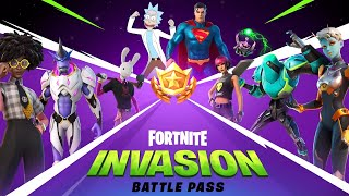 Fortnite Chapter 2 - Season 7 Battle Pass Gameplay Trailer