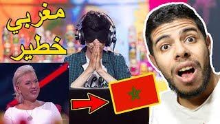 شوفو شاب مغربي لحسن اولحاج أدهش ا...
