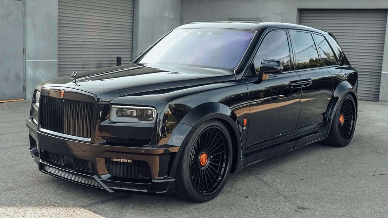 $500,000 Widebody Rolls Royce Cullinan Novitec, Chris D'elia Roasts Moses.
