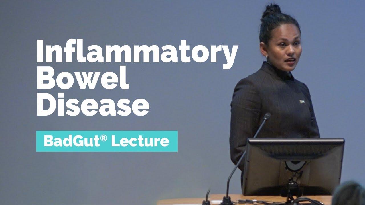 Download BadGut®Lecture: Inflammatory Bowel Disease (IBD)