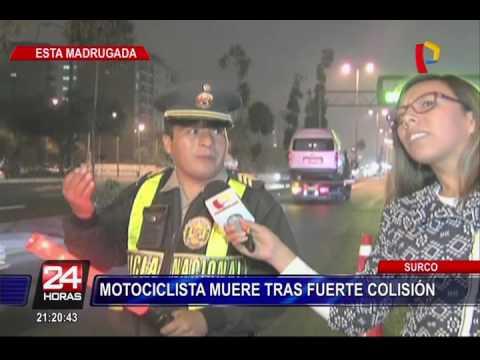 Panamericana Sur: 1 muerto y 8 heridos