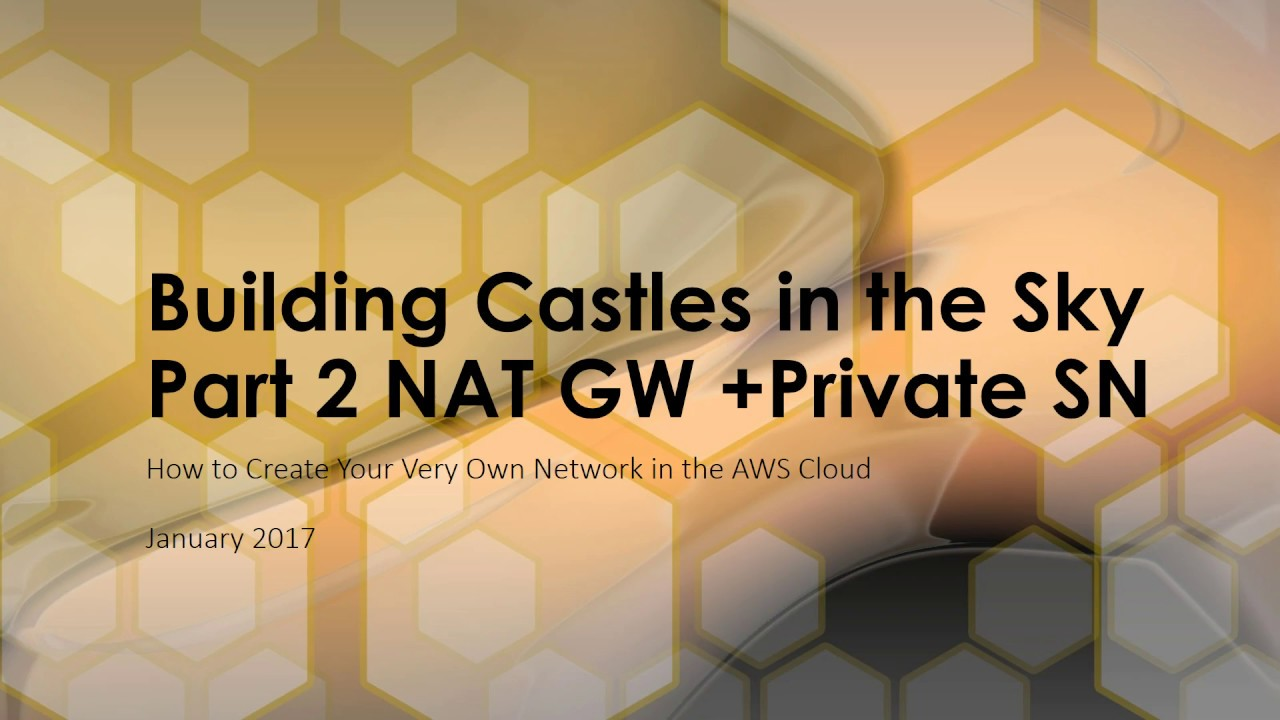 How to use a NAT Gateway for Internet Access from Private Subnet in AWS VPC