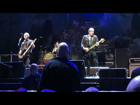 The Stranglers - Freedom is Insane - Birmingham, 11 October 2019 - Supporting Alice Cooper