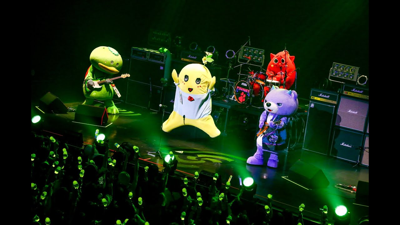 Download Charametal Charamel  (Japanese mascot metal)
