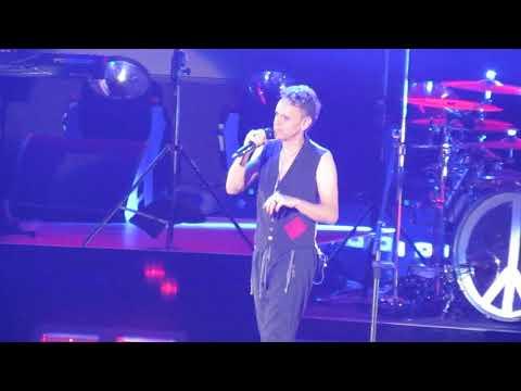 Depeche Mode - &39;Judas&39; - Madison Square Garden - NYC - 91117