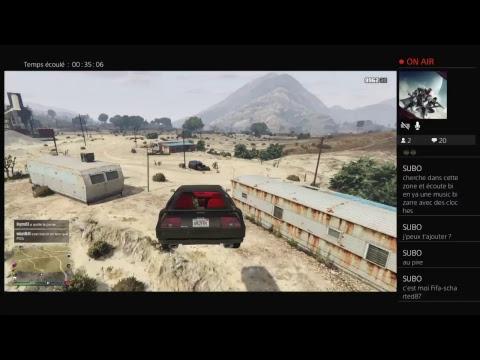GTA 5 online chasse au trésor