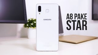 Review Samsung Galaxy A8 Star!