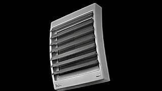 видео Тепловая завеса на входную дверь: водяная, электрическая, газовая