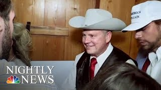 GOP Calls For Senate Candidate Roy Moore To Drop Out Grow Louder | NBC Nightly News
