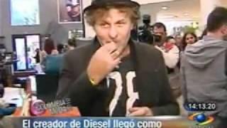 RENZO ROSSO CREADOR DE DIESEL EN COLOMBIA