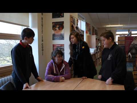 My Teachers are Aliens 1080p Full HD (Swanwick Hall School film)