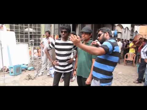 Raja Rani Audio Teaser | Making of Oday Oday