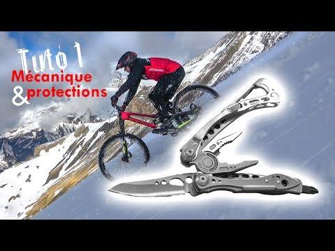 Equipement Vélo de Montagne – Tuto 1 : Mécanique et protections