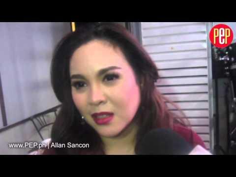 """Claudine Barretto on Diether Ocampo: """"Kaya siya stiff ngayon...may pinagdadaanan."""""""