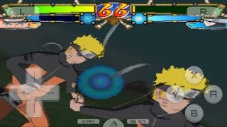 Game Naruto Shippuden Ninja Destiny 2 Android Gameplay - Nintendo Ds Emulator