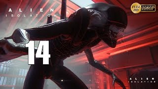 Alien Isolation Parte 14 Gameplay Español Walkthrough Capitulo 14 KG348 (PC XboxOne PS4