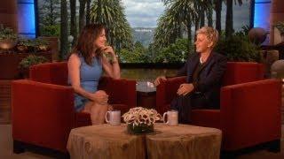 Jennifer Garner on Parenting