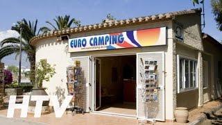 Eurocamping, Camping en Oliva