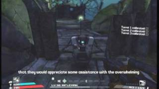 Borderlands DLC The Zombie Island of Dr. Ned Walkthrough Episode 1: Zombie Gameplay