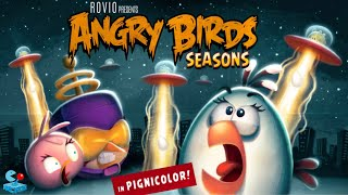 Angry Birds Seasons: Biggest Update! - New Power Birds, New Levels and New Bird Coins.