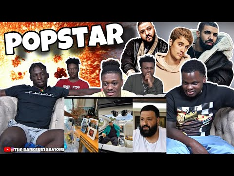DJ Khaled ft. Drake - POPSTAR ( Official Music Video - Starring Justin Bieber) REACTION!