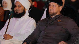 صلاة الفجر وإجابة أسئلة رئيس الشيشان رمضان قديروف - #الحبيب_علي_الجفري