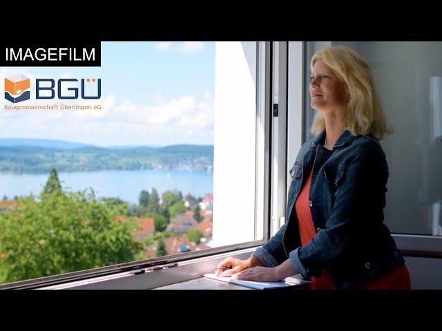 Baugenossenschaft Überlingen - 70. Jubiläum | Imagefilm 2019 | Alva Studios [HD]