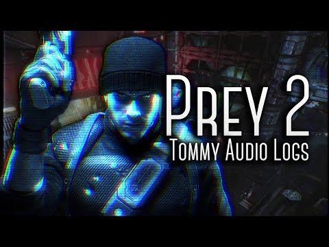 Аудиожурналы из Prey 2 проливают свет на историю отмененной игры