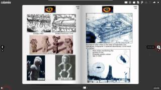 ALIEN RACE BOOK - Dante Santori´s Talk included !!!! Watch this, it´s amazing footage !