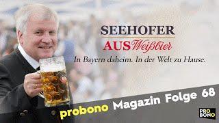 probono Magazin Folge 68: Der Flüchtlingsrubel rollt