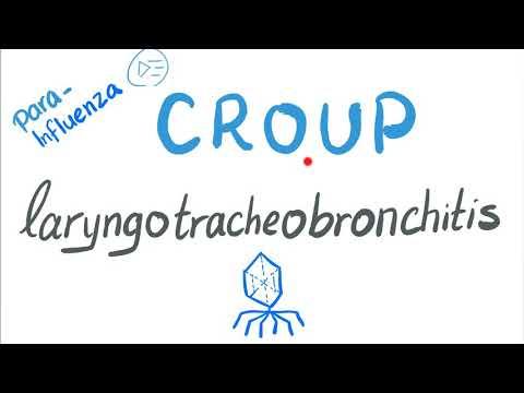 Croup (Laryngotracheobronchitis)   Quick Review   Parainfluenza Virus 🦠
