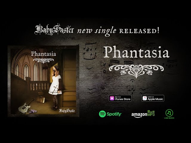 RELEASED!【BabySaster】-「Phantasia」♪