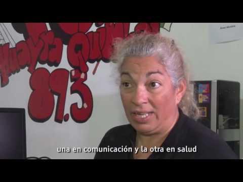 RADIO ESCOLAR FM HUAYRA QUIMBAL, BUENOS AIRES