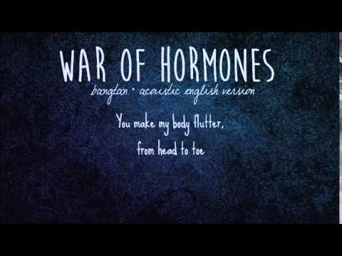 Chords For Bts War Of Hormones Acoustic English Cover By