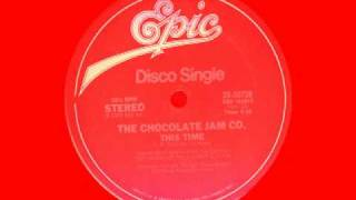 The Chocolate Jam Co. - This Time