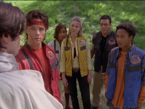 Power Rangers Wild Force - The Lone Wolf -...