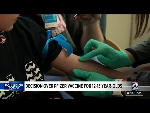How to get a COVID vaccine for your 12- to 15-year-old