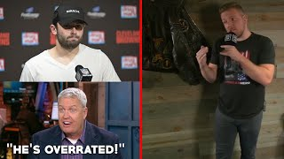 Is Baker Mayfield Right for Clapping Back at Rex Ryan?