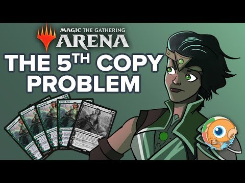 Magic Arena: The 5th Copy Problem - YouTube