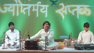 Khwaja Mere Khwaja Dil Mein Samaja - Osman Mir | Indian Most Popular Ghazal Singer |